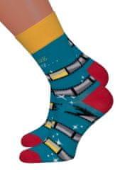 MORE (R) Dámské klasické ponožky 078/017