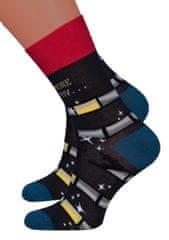 MORE (R) Dámské klasické ponožky 078/018