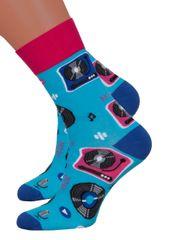 MORE (R) Dámské klasické ponožky 078/016
