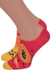MORE (R) Dámské nízké ponožky 005/002