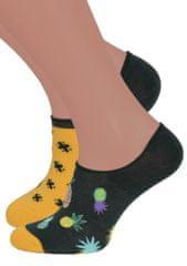 MORE (R) Dámské nízké ponožky 005/004