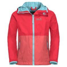 Jack Wolfskin preklopna jakna za djevojčice Rainy Days Kids 1604815