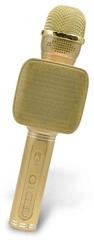 Forever BMS-400 mikrofon sa zvučnikom, Bluetooth, zlatni