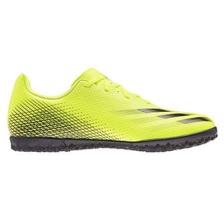 Adidas X GHOSTED.4 TF, X GHOSTED.4 TF | FW6917 | SYELLO / CBLACK / ROYBLU | 10.