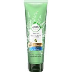 Herbal Essences Hydratačný kondicionér Potent Aloe + Bamboo ( Strength & Moisture Conditioner)