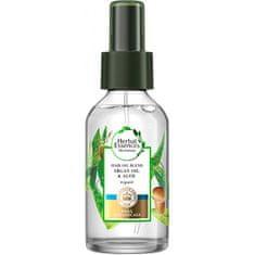 Herbal Essences Olej na poškozené a suché vlasy Argan Oil & Aloe (Repair Hair Oil)