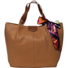David Jones Ženska torbica Cognac CM5623