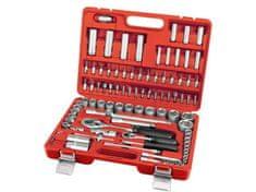 Extol Premium Sada nástrčných a zástrčných kľúčov 94-dielna