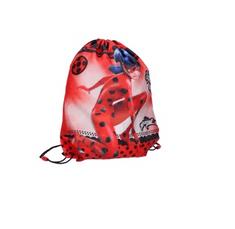 Miraculous Ladybug sportska torba Pikapolona, 37 x 44 cm