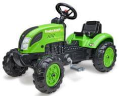 Falk ciągnik z pedałami 2057L Country Farmer - zielony