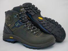 Grisport Bear 12833 temno sivi unisex polvisoki treking čevlj
