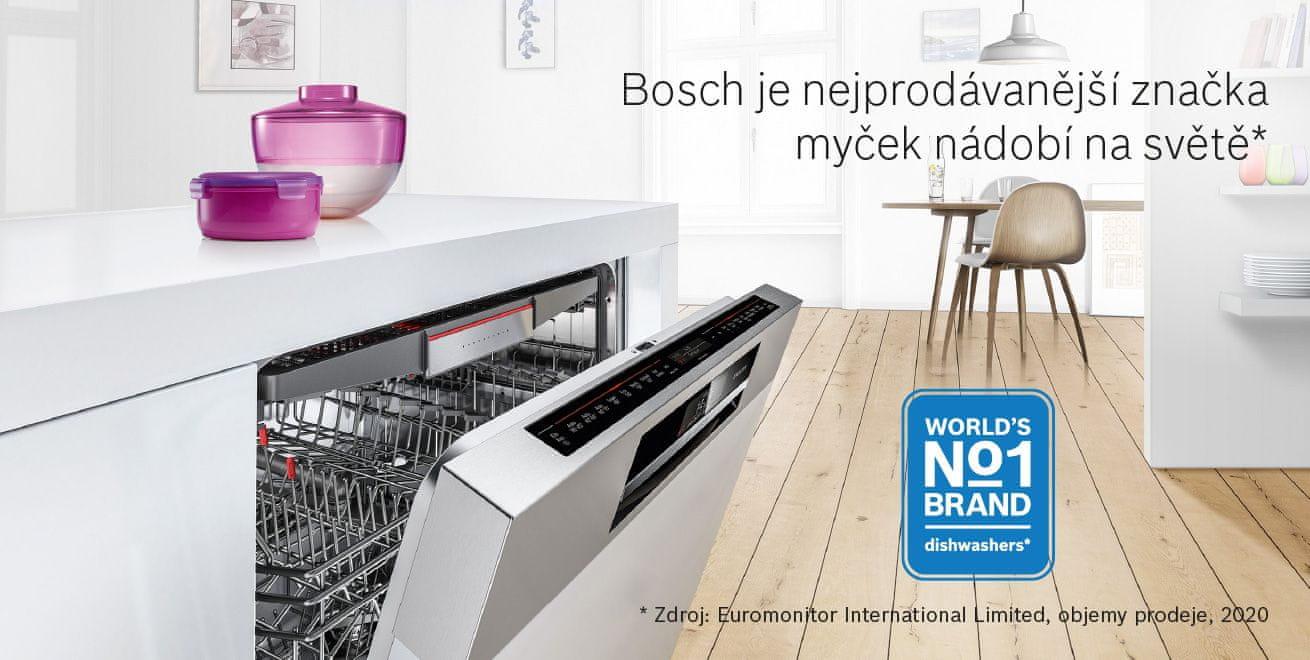Vestavná myčka nádobí Bosch