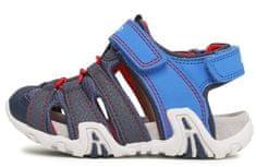 Geox sandale za dječake ANDAL KRAZE B1524A 0CE15 C0833