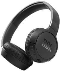 JBL Tune 660NC brezžične slušalke, črne - Odprta embalaža
