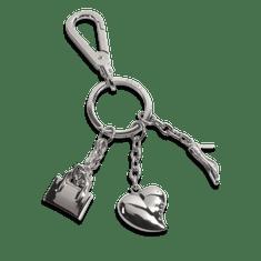 Picard Kľúčenka, KEY-HOLDER, 14 cm, strieborná