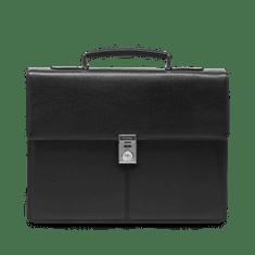 Picard Pánska aktovka, ABERDEEN, 37 cm, čierna