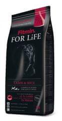 Fitmin For Life Bárány & Rizs Kutyatáp, 15 kg