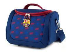 Travel and More kozmetičn kovček, 12 l, 30 x 20 x 21 cm, FC Barcelona