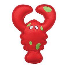 KONG Belly Flops pseća igračka, pištajuća, hobotnica, roza