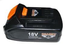 Sharks Li-Ion akkumulátor 18V 1,5Ah