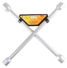 Cappa Křížový klíč stříbrný