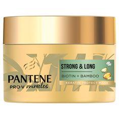 Pantene Pro-V Maska proti vypadávání vlasů Miracles Biotin + Bamboo (Keratin Protect Mask)