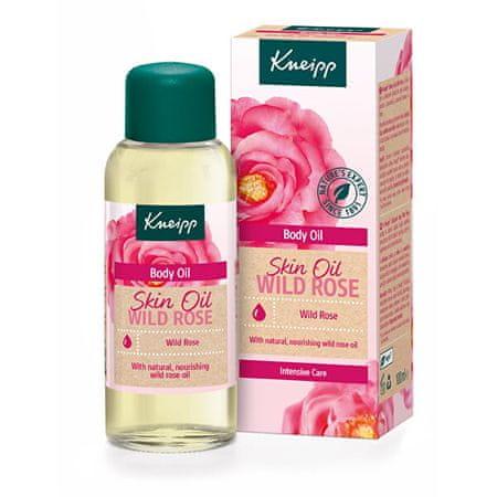 Kneipp Tělo powyżej olejku Růže (Skin Oil Wild )Rose (Skin Oil Wild ) (Objętość 100 ml)