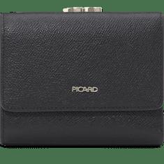 Picard Dámska peňaženka, MIRANDA 1, 12 cm, čierna