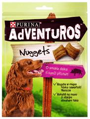 Purina Adventuros Nuggets, 6 x 90 g