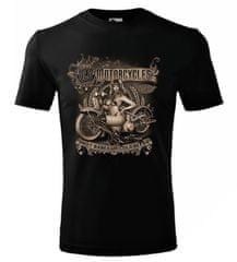 BrinX.cz OLD MOTORCYCLES - nové motorkářské tričko