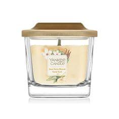 Yankee Candle Aromatická svíčka malá hranatá Sweet Nectar Blossom 96 g