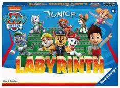 Ravensburger Labyrinth Junior Mancsőrjárat