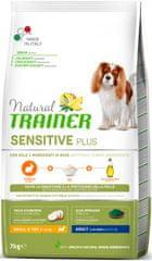 TRAINER Natural Sens.Plus Ad.Mini nyúl 7kg