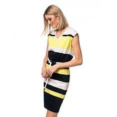 Heavy Tools Dámské šaty Venla lemon E9S21299LE