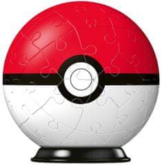 Ravensburger 3D Puzzle-Ball Pokémon, motívum 1, 54 darab