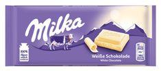 MILKA čokoláda biela 100g (bal. 22ks)