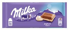MILKA čokoláda jogurtová 100g (bal. 23ks)