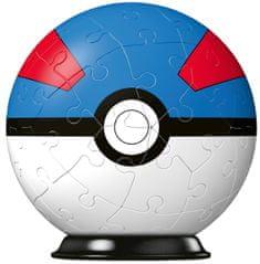 Ravensburger 3D Puzzle-Ball Pokémon, motívum 2, 54 darab