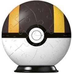 Ravensburger 3D Puzzle-Ball Pokémon, motívum 3, -54 darab