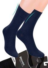 STEVEN Pánské klasické ponožky 107