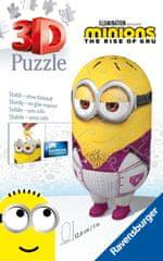 Ravensburger 3D Puzzle Mimoni 2 postavička - Disco 54 dílků