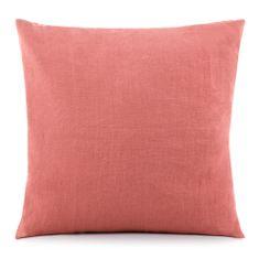 TomLinen Povlak na polštář Rustikální růžová 50x50