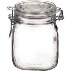 Bormioli Rocco Zavařovací sklenice Fido 750 ml patentní obloučkový uzávěr, 6x