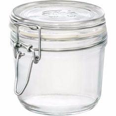 Bormioli Rocco Zavařovací sklenice Fido 350 ml patentní obloučkový uzávěr, 6x