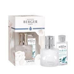 Maison Berger Paris Darčeková sada katalytická lampa Aroma Happy + náplň Svěžest vody 180 ml