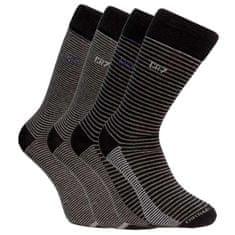 CR7 4PACK ponožky vícebarevné (8180-80-12)