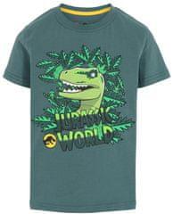 LEGO Wear chlapecké tričko Jurrasic Park LW-12010109