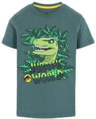 LEGO Wear LW-12010109 Jurrasic Park fantovska majica