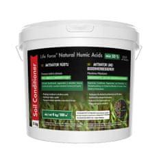 Life Force Natural humic Acid pre obnovu úrodnosti pôdy Akčný set 2 x 3 kg