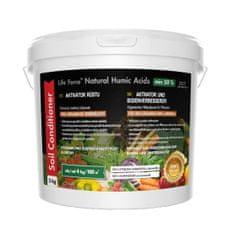 Life Force Natural Humic Acid pre organické poľnohospodárstvo Akčný set 2 x 3 kg